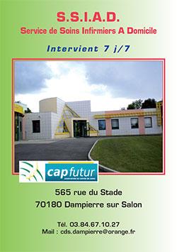 Brochure présentation SSIAD