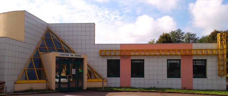Le centre de soins